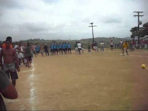 Pênaltis final campeonato máster em Apuarema