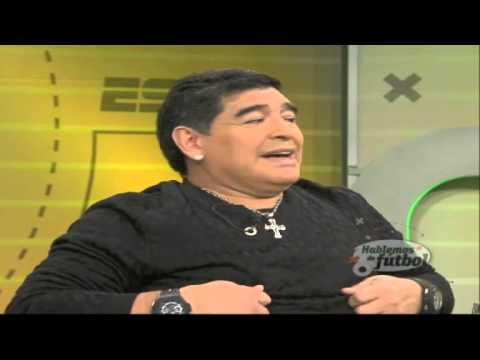 Diego Armando Maradona y sus anécdotas más graciosas