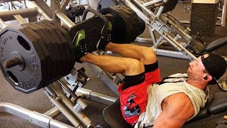"""Too skinny? Follow this plan to gain weight:http://www.weightgainblueprint.com/view/yt15nWhy aren't those quads growing, bro? I bet you're making 1 of these 3 """"quad-killing mistakes!""""In this video I'll go over one of the most horrible habits that has savagely taken the fitness industry by storm: Skipping leg day.If you want some """"quads from the gods"""" then make sure you're following the 3 most important essentials to thick and muscular quadriceps. This quad workout will nail your legs from every angle and focus on the front of the leg, aka the quadriceps. This is the key to having tree trunk legs.This workout and the x factor's you will learn in this video will get you bigger quads, and bring you one step closer to making your legs huge!Let me know in the comments below what you think of the video!Subscribe for new videos every week:► https://goo.gl/MYXFq0The 7 Hardgainer Mistakes That Are Keeping You Skinny:★ http://www.weightgainblueprint.com/view/yt15nComplete Weight Gain Program:★ http://www.WeightGainBlueprint.com--"""