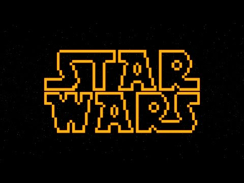 An Animated Pixel Compilation of Shocking Death Scenes in Star Wars