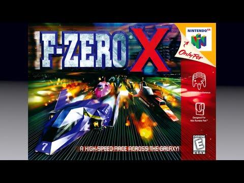 F-Zero X - Dream Chaser (Silence)