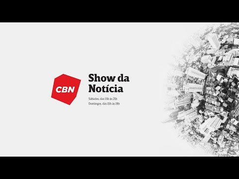 CBN Show da Notícia - 17/10/2020