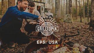Hellmann ' s  ' Finding Grilltopia ' – Ep 3 USA: Cupcake Jemma by DJ BBQ
