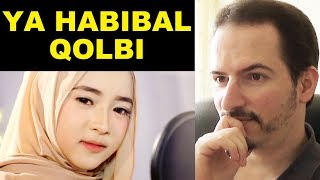 Video YA HABIBAL QOLBI - Sabyan Cover Song-Video REACTION + REVIEW MP3, 3GP, MP4, WEBM, AVI, FLV Oktober 2018