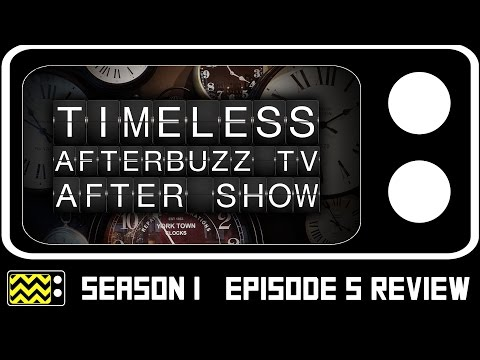Timeless Season 1 Episode 5 After Show & Review | AfterBuzz TV