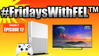 Xbox One S 2TB Console, Amazon Prime Day July 12, 2016 & New Video Game Releases! #FridaysWithFEL™(S3/Ep. 12) SUBSCRIBE http://bit.ly/FastElectronicAndLoud  ►SUBSCRIBE TO MY DAILY VLOGS http://bit.ly/RyanVlogsToo►LAST WEEK'S EPISODE https://youtu.be/W-SIc85pcu0►My Gear I Use??http://amzn.to/1SDS3ZuProducts featured in today's episode:►Amazon Prime Day http://amzn.to/29rxtj1►Jackery Titan S Portable Battery Chargerhttp://amzn.to/29mI4Zj►VAVA Voom Bluetooth Speakerhttp://amzn.to/29D19sP►Sony 4K TV'shttp://amzn.to/29mIm2i►Xbox One $276.99http://amzn.to/29mIw9I►PS4 $349.99http://amzn.to/29AWRoS►Xbox One S 2TB Consolehttp://amzn.to/29mI3Ez►Xbox One S 500GB Consolehttp://amzn.to/29ry4kB►Xbox One S 1TB Consolehttp://amzn.to/29mIyhU►PlayStation VRhttp://amzn.to/29rxT95►Forza Horizon 3http://amzn.to/29AWMlb►Titanfall 2http://amzn.to/29mIfne►Call of Duty Infinite Warfarehttp://amzn.to/29s9rTv►Watch Dogs 2http://amzn.to/29D1MTq•VISIT OUR SPONSORS•►Elgato Gaming http://e.lga.to/G4G Game Capture HD60 http://amzn.to/1R0OGjD►GT Omega Racing Shop US http://bit.ly/TEAMFELusaSave 5% with discount code TEAMFEL Shop UK http://bit.ly/TEAMFELuk►Trigger Devils™ http://triggerdevil.comSave 10% with discount code TEAMFEL►bK Grips http://bit.ly/bKGripsGFG Save 15% with discount code TEAMFELOUR WEBSITE http://fastelectronicandloud.com►SOCIAL MEDIA:•Google+ http://bit.ly/FELonGooglePlus•Twitter http://twitter.com/FastElectLoud•Facebook http://bit.ly/FastElectronicLoudOnFacebook•Instagram http://www.instagram.com/fastelectronicloud•Twitch http://www.twitch.tv/fastelectronicandloud►#TeamFELnation™ wristbands! http://FastElectronicAndLoud.com ►#TeamFEL™ Hats, T-shirts & Hoodieshttp://TEAMFEL.spreadshirt.comIf you read this description, then you are awesome and can use discount code TEAMFEL to save $$$ on #TeamFELnation™ wristbands. Send me a message if you order. www.FastElectronicAndLoud.com