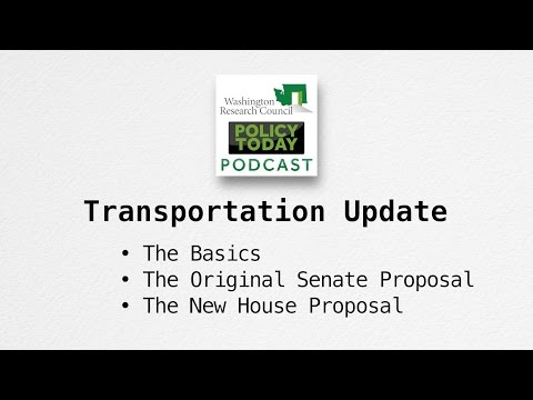 Policy Today: Transportation Update
