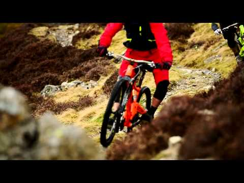 YouTube Video A Cold One - Winter 2014 MTB