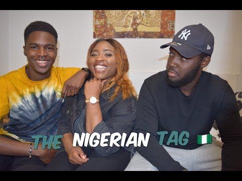 THE NIGERIAN TAG! | Seyi Classic