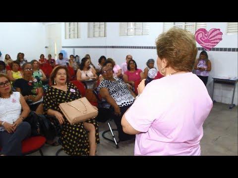 Semed promove palestra para campanha Maceió Rosa