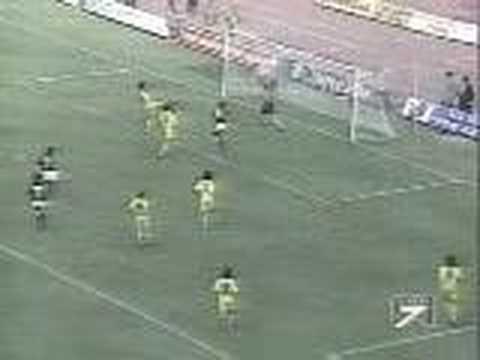 Gol de Bologna para la Promoción a la Serie en 1996