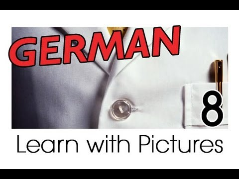 Learn German – German Clothing Vocabulary