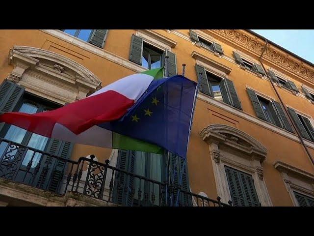 Σε ύφεση η ιταλική οικονομία
