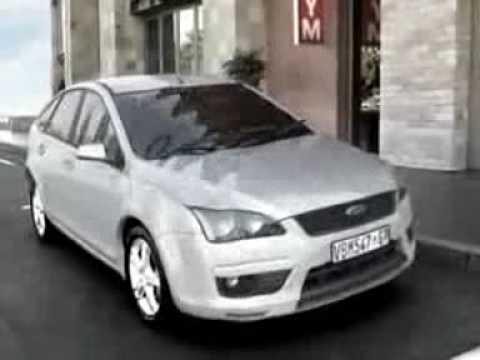 Ford Focus Werbung - Gib dem kleinen Zucker oder viel besser Aufpuschmittel. So wird aus einem normalen Ford Focus eine Sportwagen mit Straßenzulassung!...