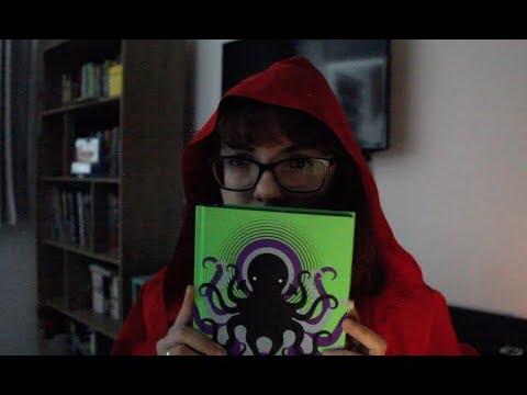 A cidade sem nome - H.P. Lovecraft (Horror #3)