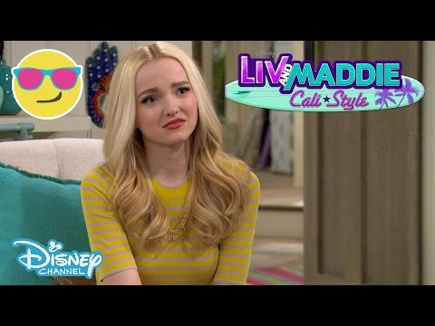 Liv and Maddie: Cali Style | Switch-A-Rooney ✨ | Official Disney Channel UK