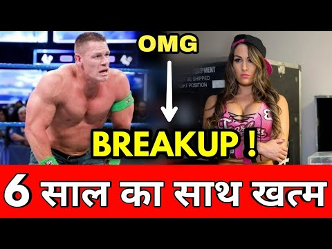 John Cena And Nikki Bella Break Up || WWE Top 10 Superstars Power Ranking || Update On Kevin Owens