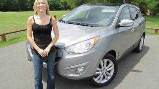 Roadfly.com - 2010 Hyundai Tucson SUV Road Test Review