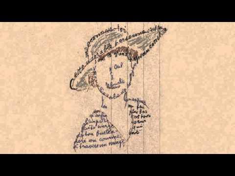 Vidéo de Guillaume Apollinaire