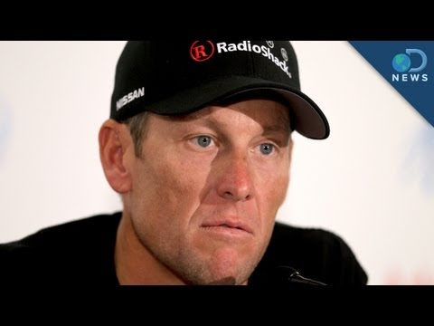 doping - Lance Armstrong confesses to doping. But what methods did he use and why weren't doctors ever able to detect it? Anthony Carboni breaks down the sophisticate...