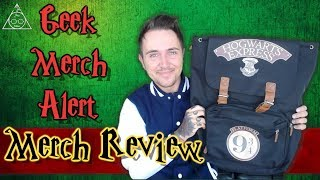 My Harry Potter Merch Review + Discussion