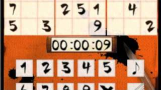 Ultimate Challenge: Sudoku YouTube video