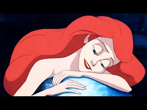 The Little Mermaid Lyric Video | Part of Your World | Sing Along