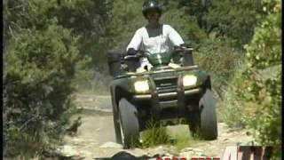 7. ATV Television - 2003 Kawasaki Prairie 700 Test