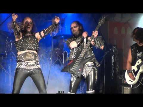Nifelheim - Storm Of The Reaper Live @ Muskelrock 2013