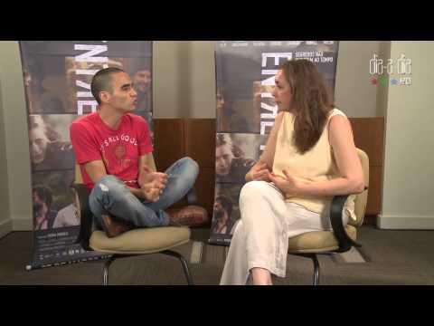 Caio Blat fala sobre realidades que inspiram a trama do filme Entre Nós
