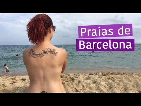 PRAIAS DE BARCELONA - QUAL É A MELHOR?