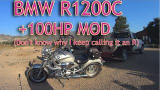9. BMW R1200C +100HP MOD