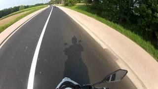 6. Kawasaki ER-6n 2012 & 2009