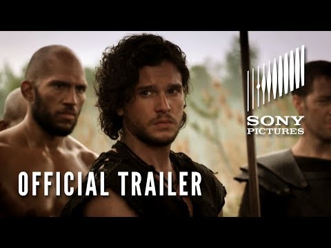 POMPEII - Official Trailer