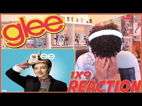 KURT v. RACHEL DIVA OFF | Glee 1x9 REACTION | Season 1 Episode 9