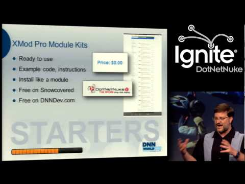 Building Custom DNN Solutions with XMod Pro