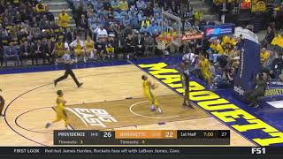 Alpha Diallo vs. Marquette