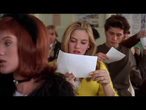 Clueless (1995) | (1/4) | Report Cards