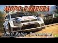 WRC 4   Modo carrera ADAC Rallye Deutschland (Español)