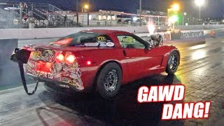 Download Video Ruby Goes Drag Racing w/Her NEW Torque Converter! (Builds ALL THE BOOST) MP3 3GP MP4