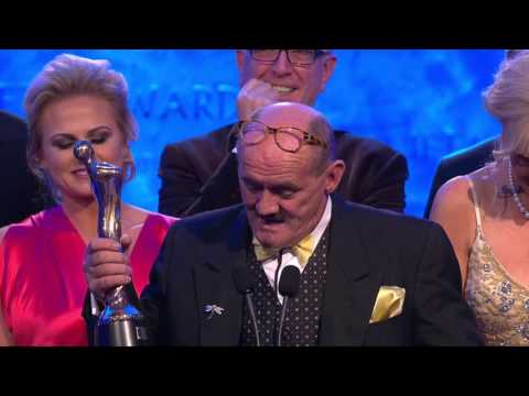 Mrs Browns Boys - Winner Best Comedy IFTA Gala Television Awards 2015