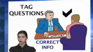 Citizenship Test Tag Questions (ESL)