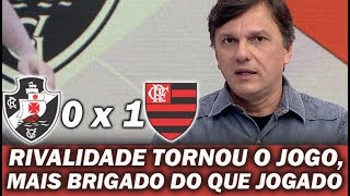 Vasco 0 x 1 Flamengo * Brasileiro 2017