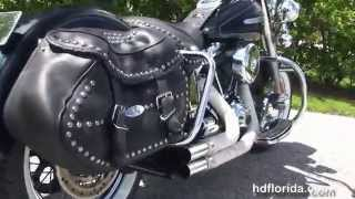 10. 2004 Harley Davidson Heritage Softail Classic - Used Motorcycles for sale