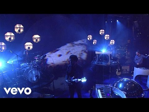 Trap Doors Live on Letterman