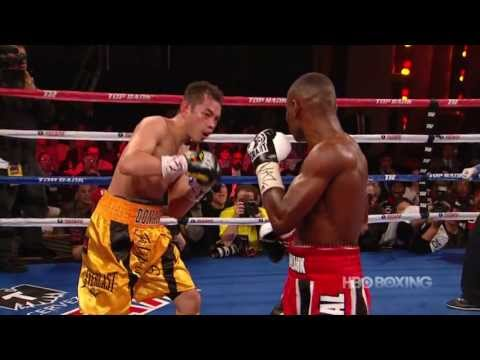 Rigondeaux - Subscribe HBO Sports: http://itsh.bo/10qIJDl Some select moments of 's upset victory over Nonito Donaire at Radio City Music Hall. HBO Sports is the home of ...