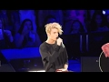 Justin Bieber live - Love Yourself Official music Video 76000 views
