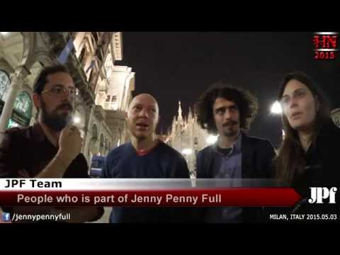 INTERVIEW WITH JENNY PENNY FULL [2015.05.03]