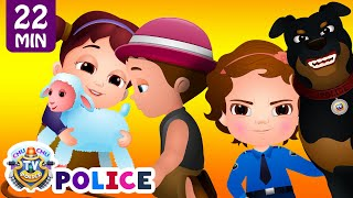 ChuChu TV Police Chase Thief in Police Car to Save Mary's Little Lamb and Sheep  ChuChu TV Surprise Eggs Toys00:07 ChuChu TV Police - Save Mary's Little Lamb and Sheep - The Sheep Theft09:52 ChuChu TV Police - Save Huge Surprise Egg Toys Gifts from Creepy Ghosts - The Ghost Attack - Forest Chase14:50 ChuChu TV Police - Save Huge Surprise Egg Toys Gifts – The Train Escape
