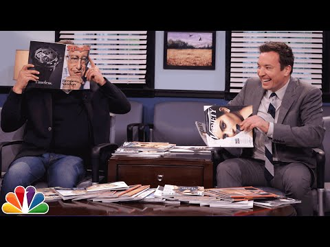 Billy Crystal and Jimmy Fallon s Magazine Cover